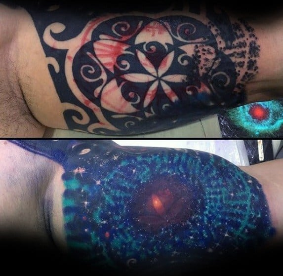 819bbd7212ee ... cover up s can be etched with blocks of geometric shapes or bright  flourishes of color. Dive deep into consciousness and revive the reason for  ink in ...