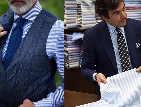 Cesare Attolini dress shirts
