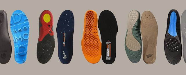 Mens Best Insoles For Work Boots