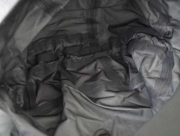 Mens Beyond Clothing K6 Arx Rain Jacket Seam Sealed Hood Construction