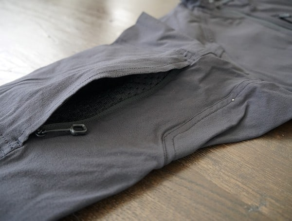 Mens Beyond Clothing Velox Light Softshell Jacket Arm Pocket