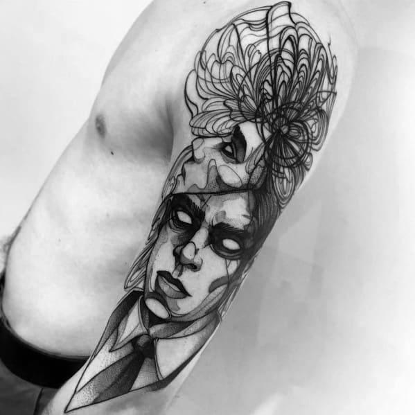 Mens Big Tattoo Designs
