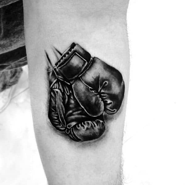 70 boxing gloves tattoo designs for men swift ink ideas rh nextluxury com Boxing Gloves Tattoo Outline Heart Boxing Gloves Tattoo