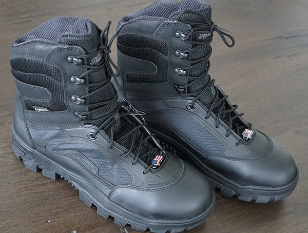 Mens Black Thorogood Veracity Gtx Boots With Gore Tex
