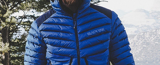 Men's Blackyak Bakosi Jacket Review – Mapped Goose Down Insulation