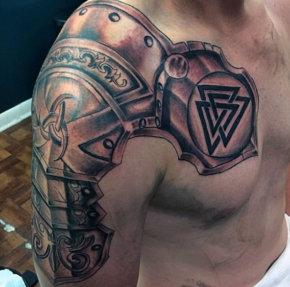 Top 93 Best Armor Tattoo Ideas 2020 Inspiration Guide