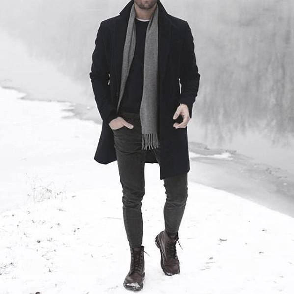 Mens Boots How To Wear Outfits Style Looks