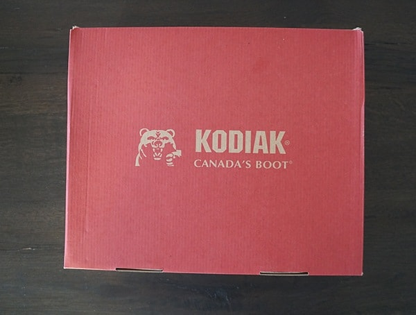 Mens Boots Shoe Box Kodiak Thane