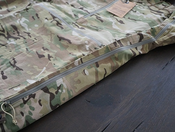 Mens Breathable Full Zip Side Closed Multicam Otte Gear Tactical Mens Overwatch Anorak