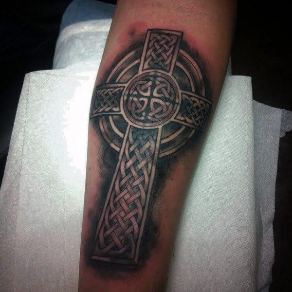 Top 93 Celtic Cross Tattoo Ideas 2020 Inspiration Guide