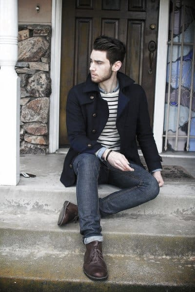 Mens Chic Casual Wear Style Designs