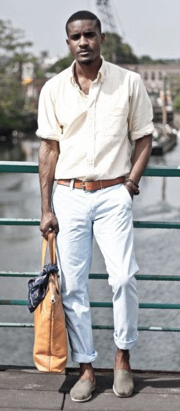 Mens Chic Summer Outfits Style Designs