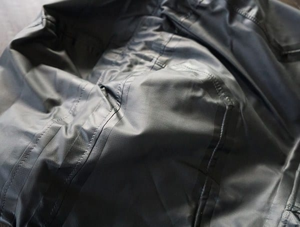 Mens Chrome Industries Storm Seeker Shell Ms Jacket Interior