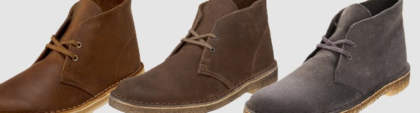 Men's Clarks Originals Desert Boots