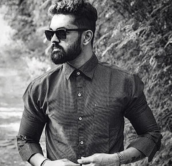 Mens Classy Beard Styles