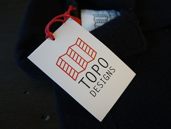 Mens Clothing Topo Designs Wool Shirt Tag