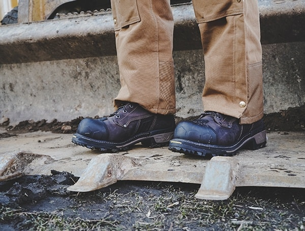Mens Construction Work Boots Carolina Maximus 2 0 Logger Review
