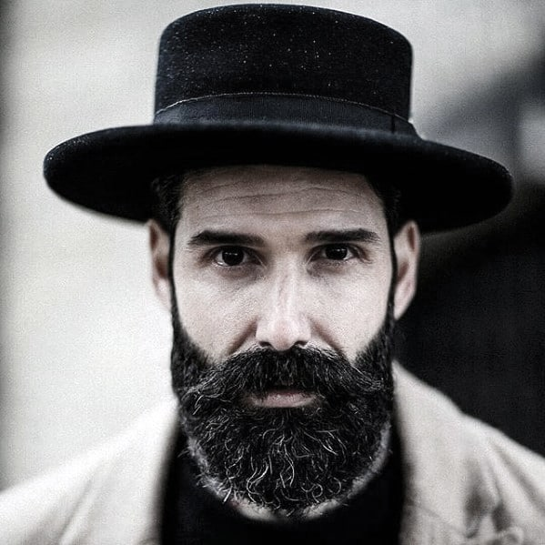 Mens Cool Beard Dapper Style Ideas