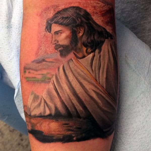Mens Cool Christian Tattoos