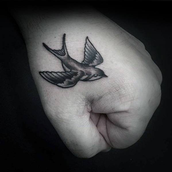 70 simple hand tattoos for men cool ink design ideas. Black Bedroom Furniture Sets. Home Design Ideas
