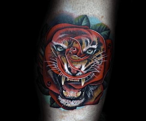 60 Morph Tattoo Designs For Men Blended Ink Ideas