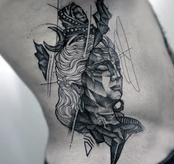 Top 63 Shiva Tattoo Design Ideas 2020 Inspiration Guide