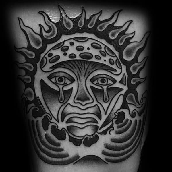 Mens Cool Sublime Tattoo Ideas