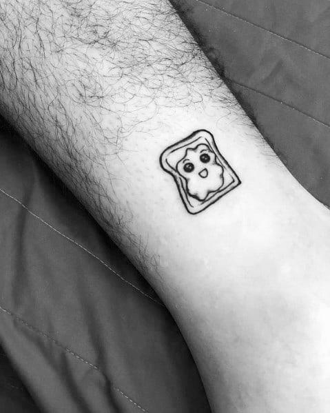 Mens Cool Toast Tattoos