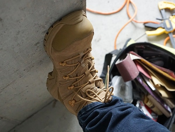 Mens Coyote Wolverine Contactor Lx Cm Boots