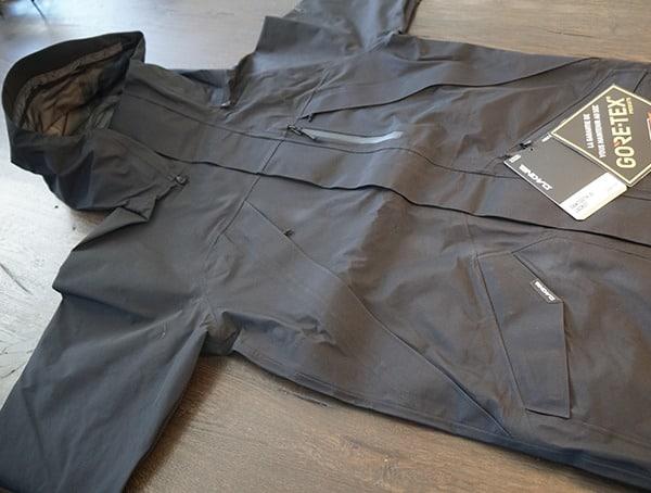 Mens Dakine Sawtooth Gore Tex 3l Jacket Front