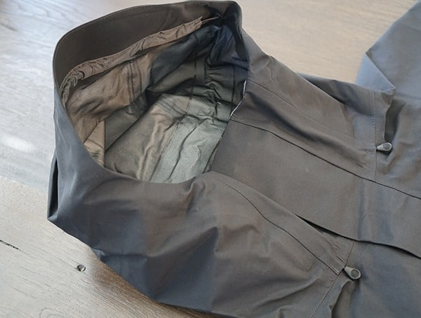 Mens Dakine Sawtooth Gore Tex 3l Jacket Two Way Adjustable Hood