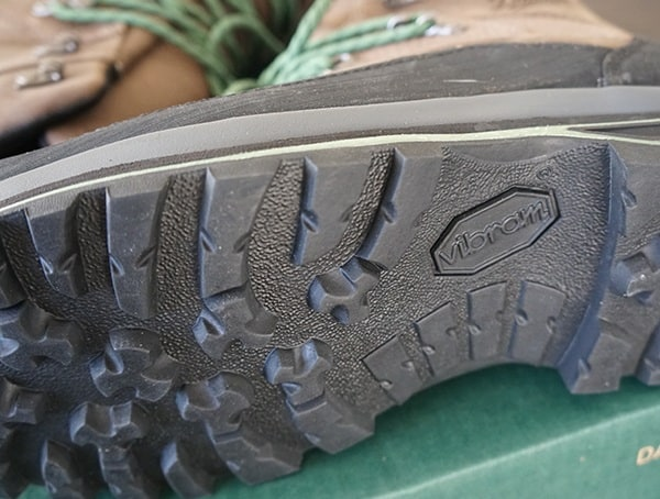 Mens Danner Crag Rat Boots Vibram Tsavo Outsole