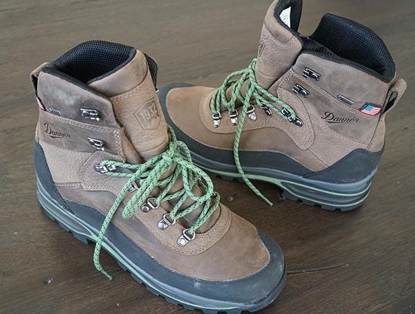 Mens Danner Crag Rat Hiking Boots