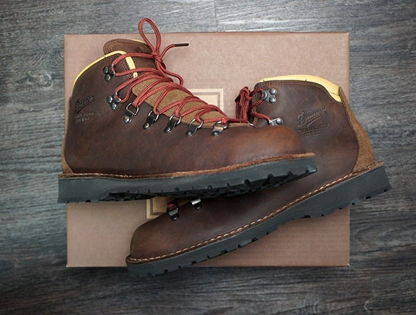 Mens Danner Mountain Pass Boots Reviewed