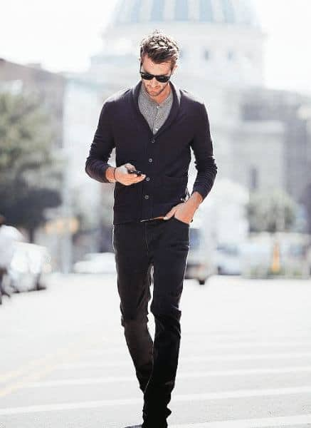 Mens Dapper Casual Wear Style Ideas