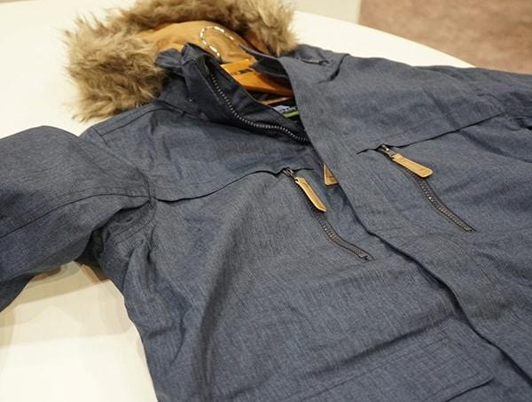Mens Denim Parka Jacket Outdoor Retailer Winter Market 2018