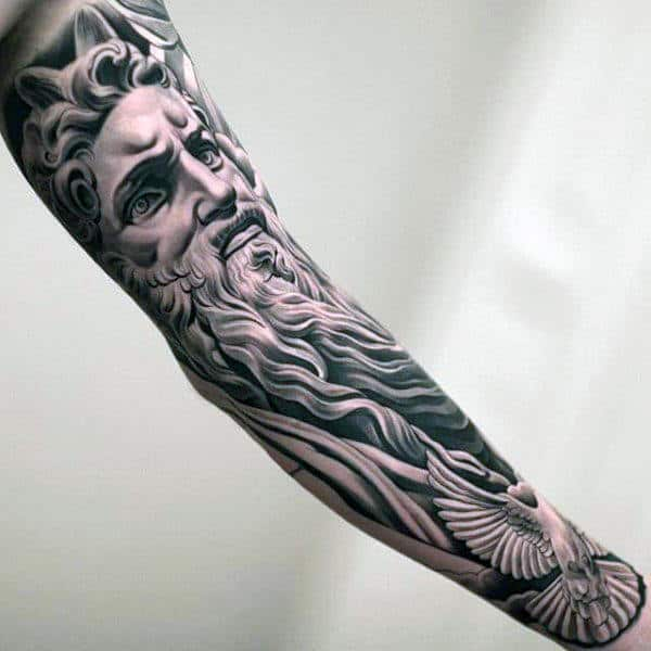 50 Dove Tattoos For Men Soaring Designs With Harmony