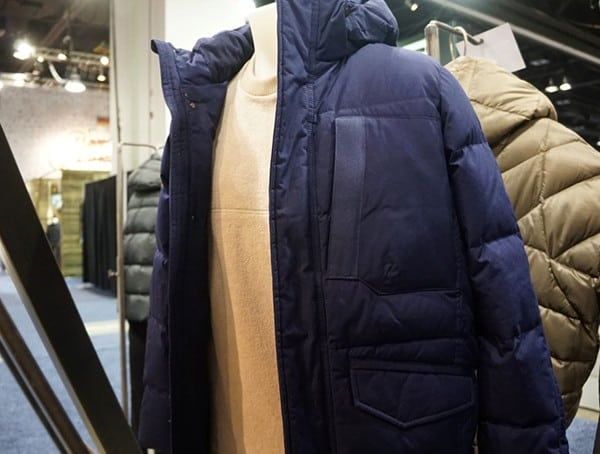 Mens Down Jacket Outdoor Retailer Winter Market 2018