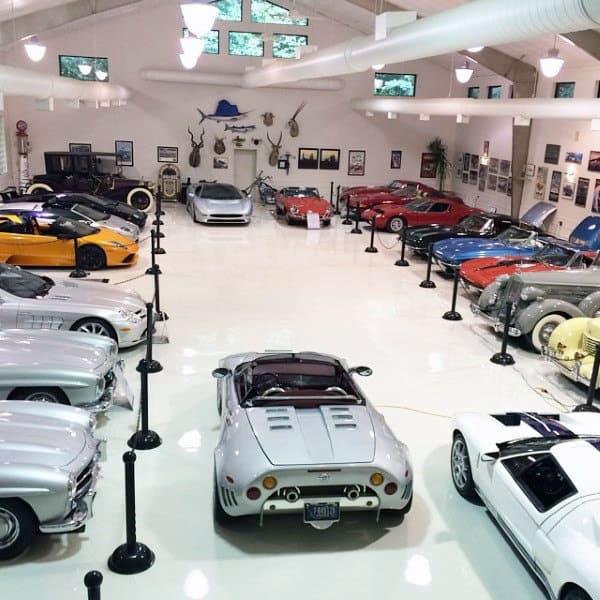 Mens Dream Garages