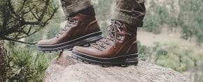 Mens Ecco Rugged Track Gtx Hi Boots Review – Gore-Tex Hiking Footwear