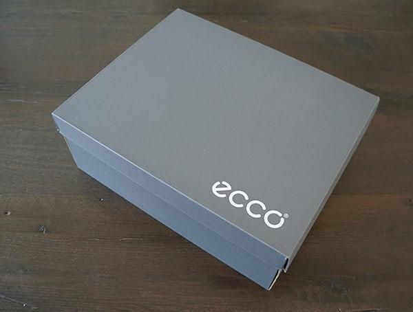 Mens Ecco Track 25 Hydromax Boots Shoe Box
