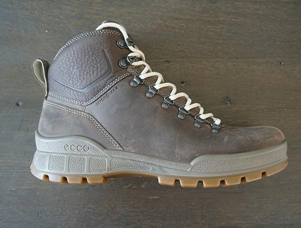 Mens Ecco Track 25 Hydromax Boots Side