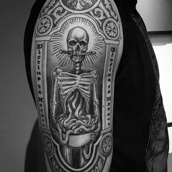 Mens Esoteric Tattoo Ideas