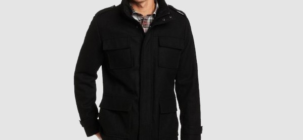 Men's Express Military Jacket For Winter