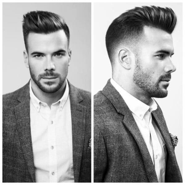Super 36 Stylish Fade Haircuts For Men Your Hairstyle Lookbook Short Hairstyles For Black Women Fulllsitofus