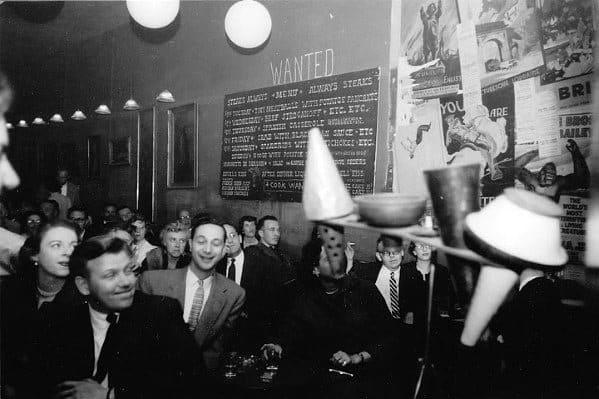 Mens Fashion 1950s