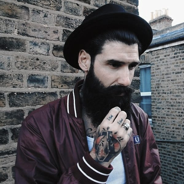 Mens Fashion Great Beard Styles
