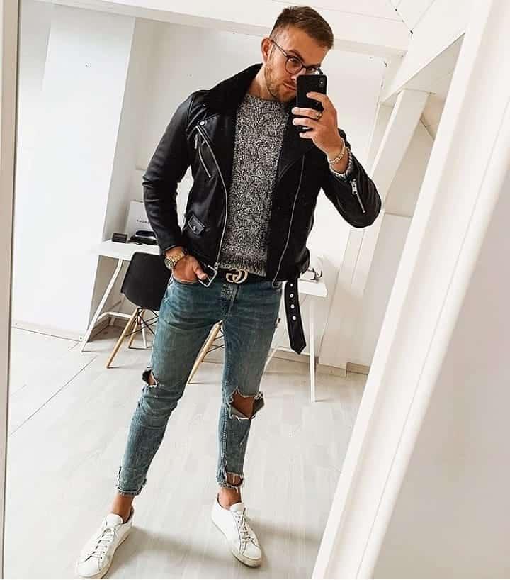 Mens Fashion Street Wear