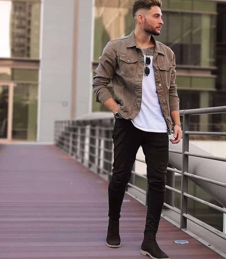 Mens Fashion Urban Style