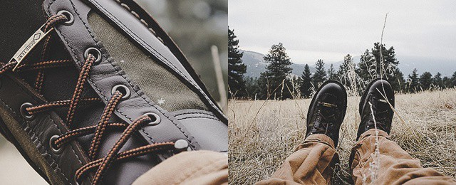 Men's Filson x Danner Grouse Boots Review – GORE-TEX Footwear